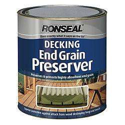 Ronseal End grain Preserver - B&Q - 40% off Now £9.98