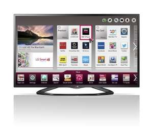 ** LG 47LN575V 47-inch Widescreen 1080p Full HD Smart LED TV with Built-In Wi-Fi/Freeview HD now £499.99 @ Amazon **