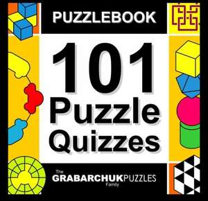 101 Puzzle Quizzes (Interactive Puzzlebook for E-readers) [Kindle Edition]The Grabarchuk Family (Author)