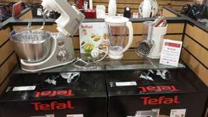 Tefal kitchen mixer with all attachments ie blender, mincer etc rrp £274.99..... down to £89.99 at home and cook in the York outlet centre