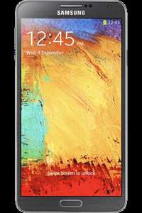 samsung galaxy note 3 on three network with 500x network minutes , 5000 txts and unlimited data £26/24m @ Phones