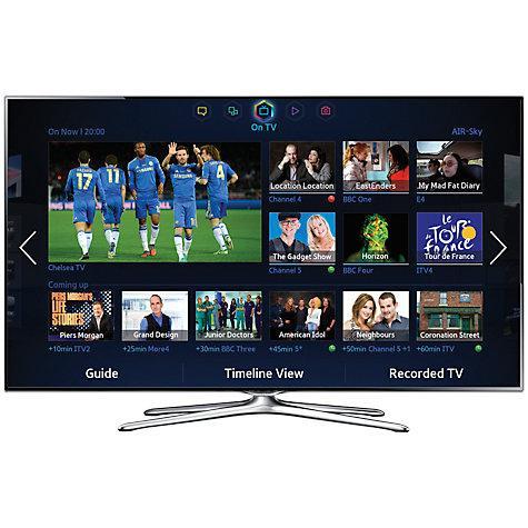 "Samsung UE40F6500 HD LED  3D FULL HD SMART TV 40"" £579.99 @ Hills Radio"