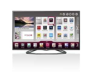 LG 55LA620V 55-inch Widescreen 1080p Full HD Cinema 3D Smart LED TV with Freeview HD/Built-In Wi-Fi 	£884.21@ Amazon