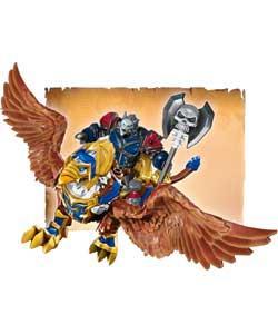 Mega Bloks World of Warcraft Mount Assortment, less than half-price £3.49 @ Argos