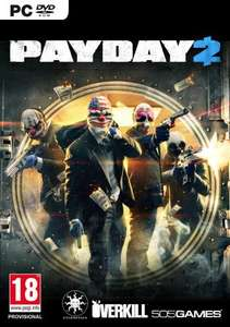 Payday 2 PC 11.99 @ GMG