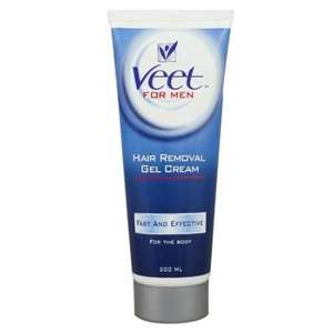 Veet for men @ Amazon £4.66 + free delivery on orders over £10, Pure Amusement Reviews