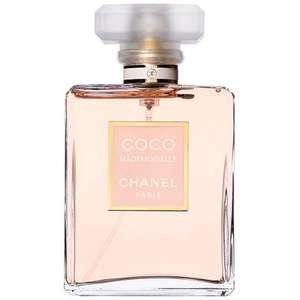 CHANEL COCO MADEMOISELLE Eau de Parfum Spray 100ml @ Boots for £75.32 + Quidco