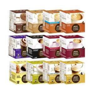 3 for £10 ASDA Nescafe Dolce Gusto Mix n Match