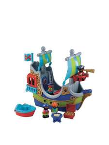 Happyland Pirate Ship £24.00 (£27.95 with delivery or Free with collect+) @ ELC