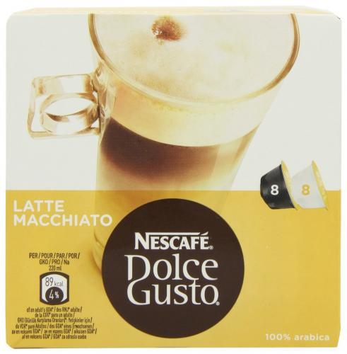 NESCAFÉ Dolce Gusto Pack of 3 @ Amazon - £9.99 (Prime Account Delivered Cost)