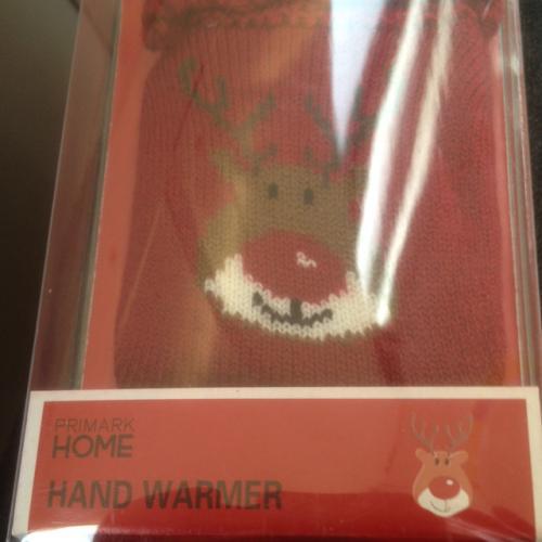 Hand Warmer - Primark £1