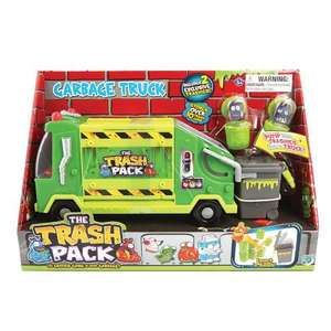Trash pack garbage truck half price @asda direct £9.00 was £18 free store collection