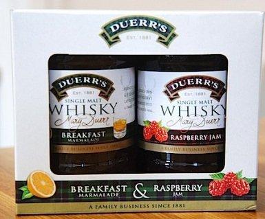 Duerr's Single Malt Whisky Preserves Gift Set £2.99 @ B&M