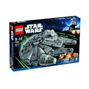 LEGO Star Wars 7965: Millennium Falcon Was £132.99 Now £91.49 @ Amazon