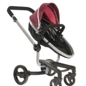 Silver Cross Dolls' Surf Pram (Berry) £26.15 @ Amazon