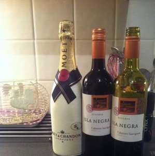 Moët & Chandon Champagne £25 at Tesco