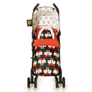 Cosatto Supa Foxtrot pushchair rrp £185 now £122.40 plus 1600 points @Boots