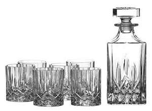 Royal Doulton 'Seasons' glass decanter £45.00 @ Debenhams