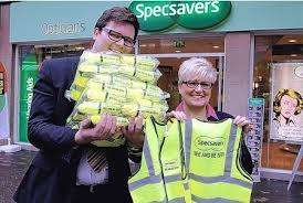 Free hi-vis jacket for kids @ Specsavers 18-24th Nov