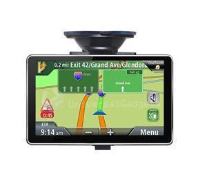 4.3 inch car GPS sat nav HD compatible £29.99 @ universalgadgets plus free delivery