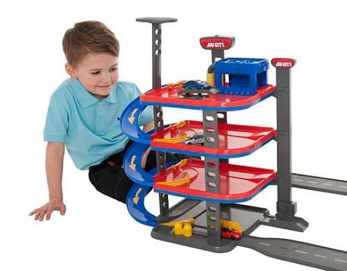 ** Asda Toy Deals & Big City Garage now only £15 @ Asda Direct **