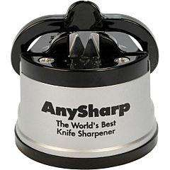 Anysharp world's best knife sharpener - £7 @ asda. Free in store collection or £2.95 delivery.