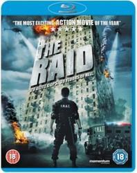 The Raid on Blu-Ray £5 @ Sainsburys Entertainment