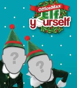 Elf Yourself 2013 Now Available from Office Max