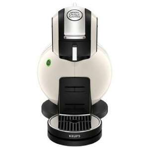 Krups Kp220140 Nescafe Dolce Gusto Melody 3 Machine, Ivory Was£109.90 Now £49.00 @ Amazon