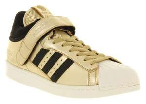 Gold adidas Pro Shell (Superstar High) UK 6,8-11 £32 plus postage @ Offspring Extremely Limited Edition 1 of 150 pairs worldwide