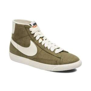 Men's Nike Blazer Mid Canvas Hi-Top Trainers £26.94 del. @Bargain Crazy