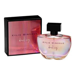 Kylie Minogue Darling EDT 50ml £8 Wilkinsons