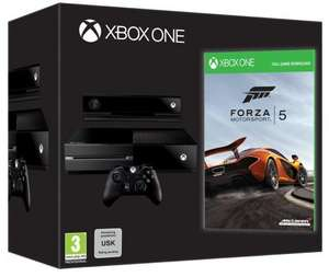 "Xbox One Day One Edition With Forza 5 From Tesco ""coming soon"" £429"