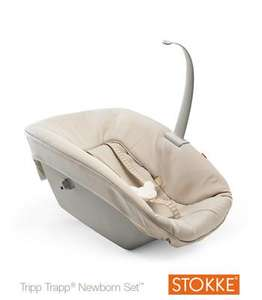 STOKKE TRIPP TRAPP NEWBORN SET £50 @ Born Direct