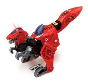 ** VTech Switch and Go Dinos Akuna the Velociraptor now £6.99 del with Prime @ Amazon **