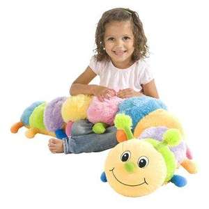 Giant Caterpillar Soft Toy half price only £14.99 toys r us