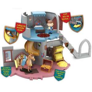 mike the knight deluxe castle playset £14.99 Smyths toys