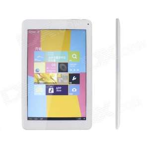 "CUBE--U39GT 9.0"" Capacitive Quad Core Android 4.2 Tablet PC w/ 2GB RAM / 16GB ROM - White @ DX.COM -- £50.84 Delivered FREE P&P"