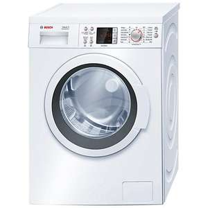 Bosch Exxcel WAQ28461GB Washing Machine, 8kg - £429.00 and then £50 cashback from Bosch @ JohnLewis + free Delivery
