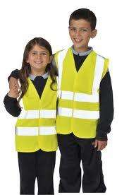 Free Childrens High Visibility Vest via London Evening Standard and Specsavers