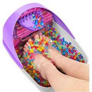 Orbeez foot spa instore at Asda for £15
