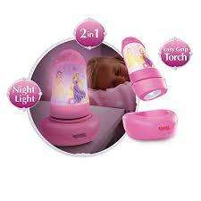 Disney Princess Go Glow Night Light and Torch only £11.99 Delivered @ Amazon