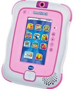 Vtech Innotab 3 £34.99 argos (pink)