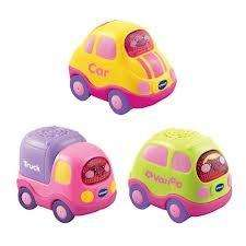 Vtech toot toot drivers everyday vehicles pink now £9.98 at Amazon