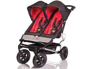 Mountain Buggy Duet Pushchair - £328.95 delivered (Online only - Boots)