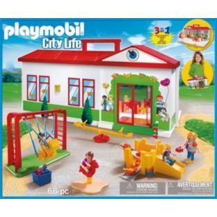 Playmobil nursery School - 26.66 @ Argos.