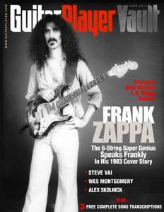 FREE online GuitarPlayer Vault magazines! Apr '09-*Jan '17 issues