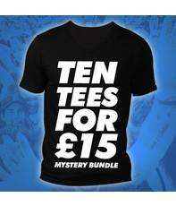 MUSIC AND MERCHANDISE MYSTERY BUNDLES £15 to £20