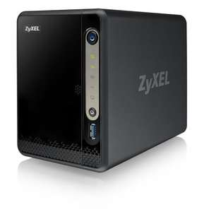 Zyxel NAS325v2 (Updated version of the NAS325 with a quieter fan) £88 @ Amazon Germany