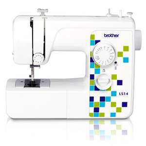 Brother Ls14 Sewing Machine £58.65 @ HobbyCraft using code. RRP £79.99